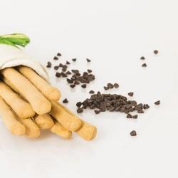 Acquolìni gourmet con gocce di cioccolato